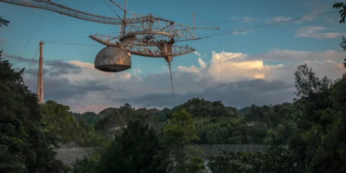 Colapsó el Telescopio de Arecibo, ¿qué función tuvo en la búsqueda de vida extraterrestre?