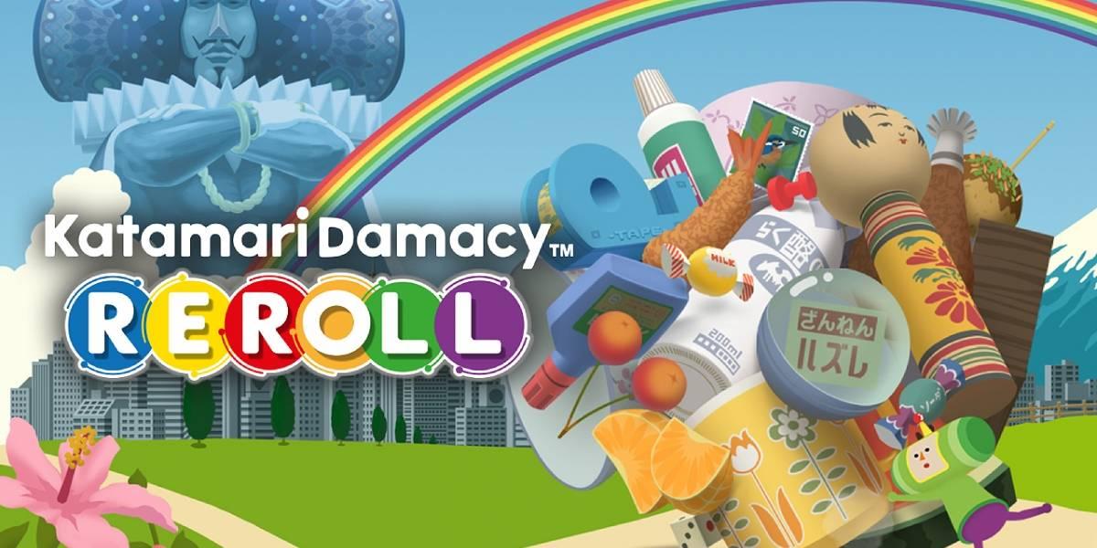 Katamari Damacy Reroll review: la estrella más loca del firmamento [FW Labs]