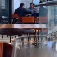 Miguel Romero y José Carrión III se dejan ver almorzando juntos