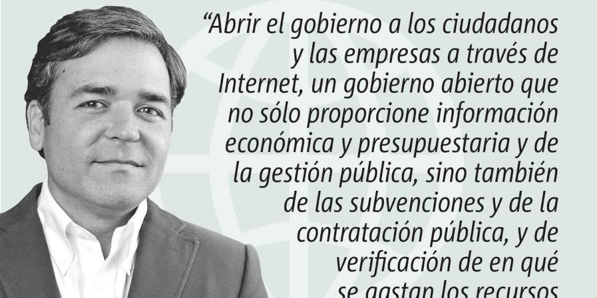 Opinión de Alejandro Figueroa: Buen Gobierno
