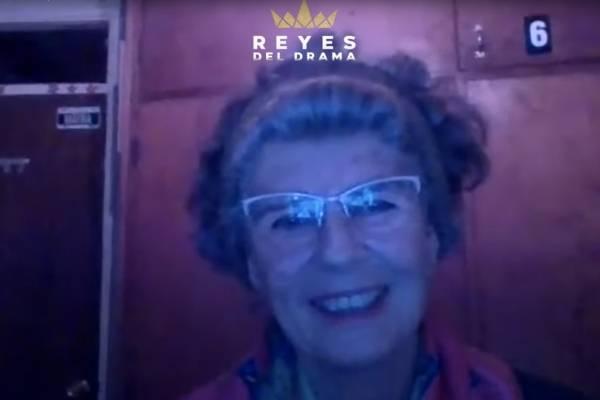 Consuelo Holzapfel confiesa jubilación mísera tras más de cuarenta años de trayectoria