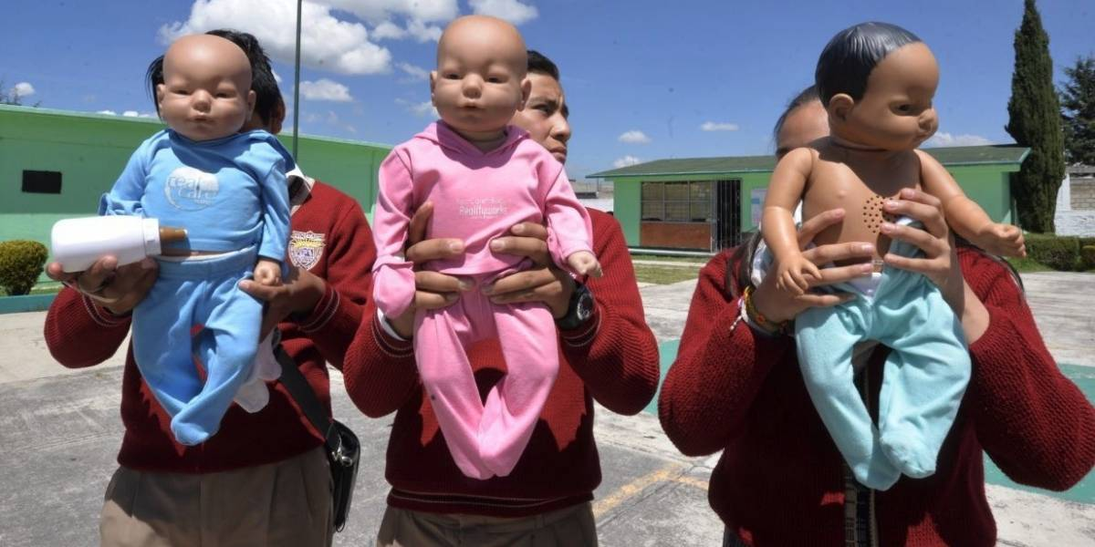 Confinamiento provocará 21 mil embarazos adolescentes adicionales en el país
