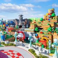 Así es Super Nintendo World, el primer parque temático de Nintendo