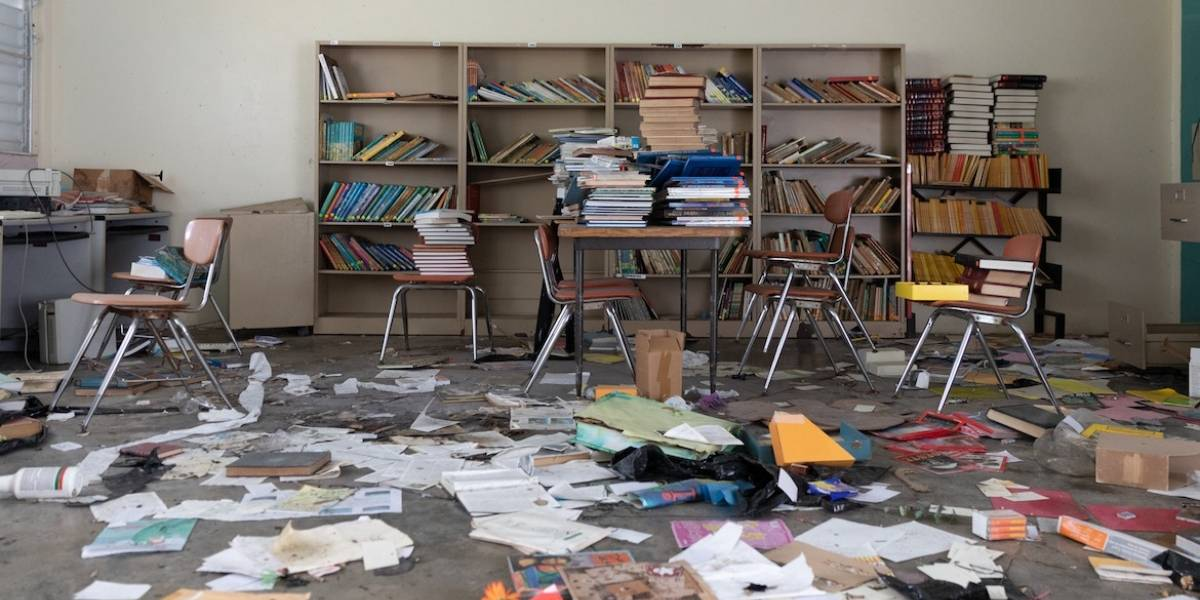 Una mudanza al año: el trauma y el rezago ignorados por el Departamento de Educación