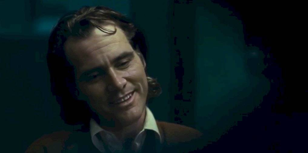 Jim Carrey como el Joker.