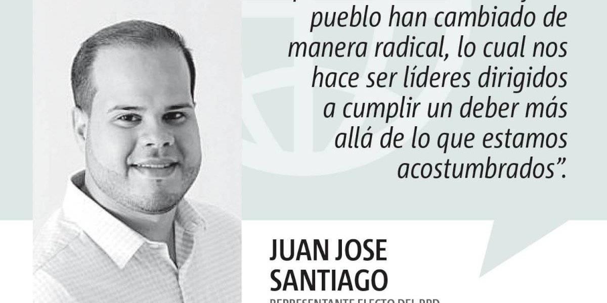 Opinión de Juan José Santiago: El Deber del Cambio