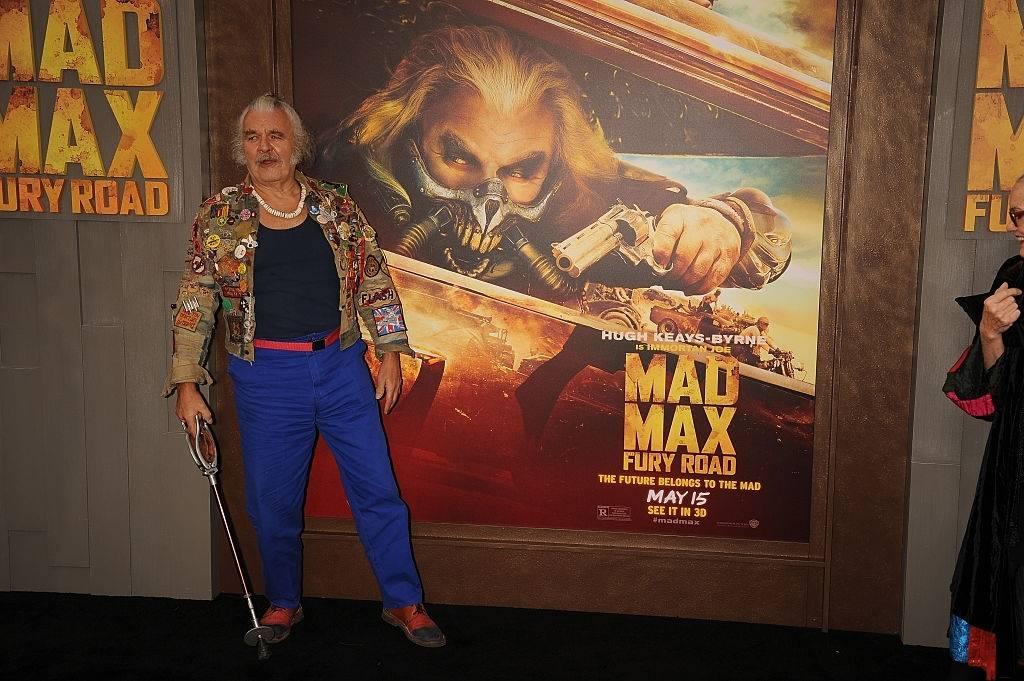 Hugh Keays-Byrne. actor de Mad Max.