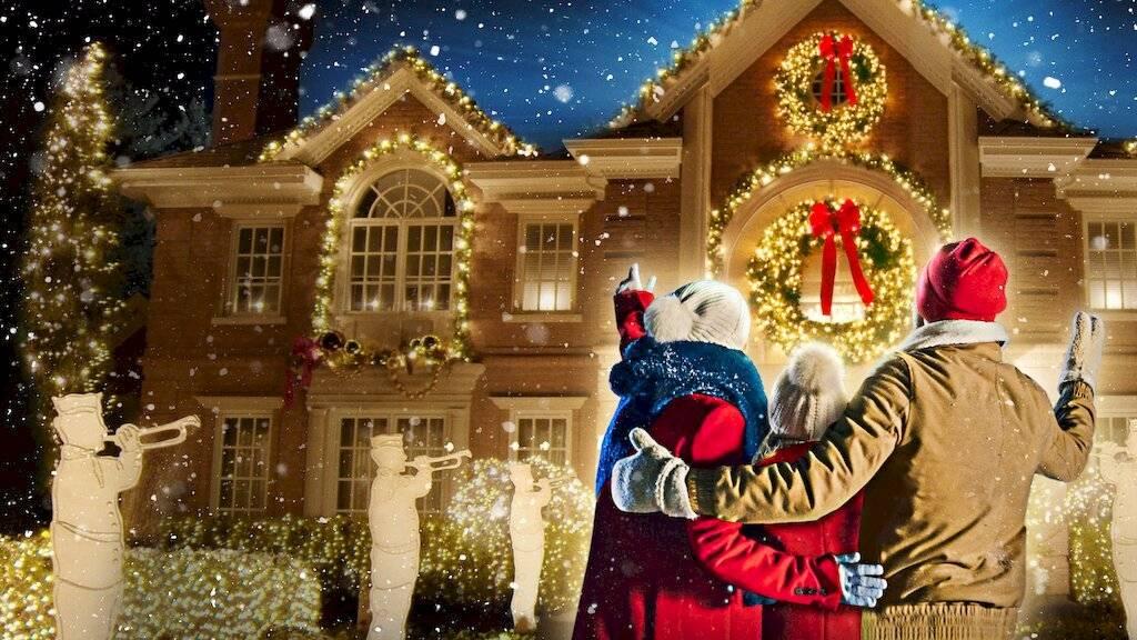 Remodelaciones festivas con el Sr. Navidad