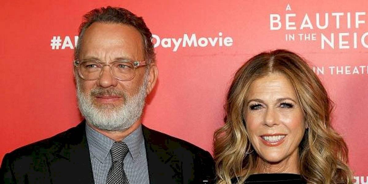Las revelaciones de la esposa de Tom Hanks sobre el coronavirus