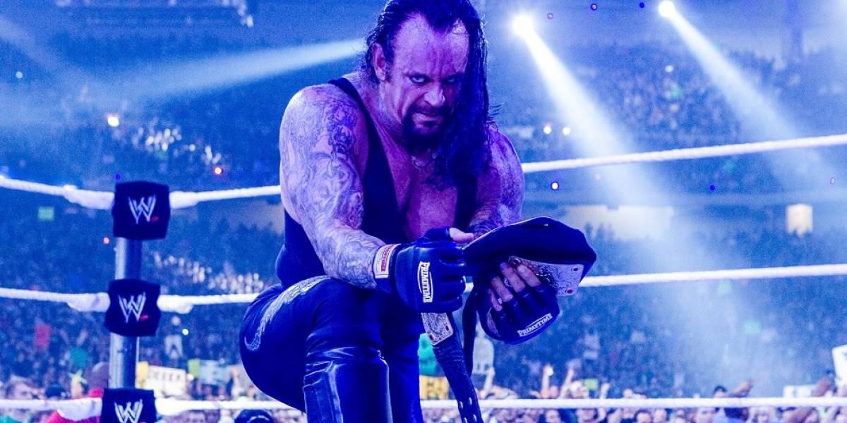 El día que The Undertaker pidió una foto a un luchador mexicano