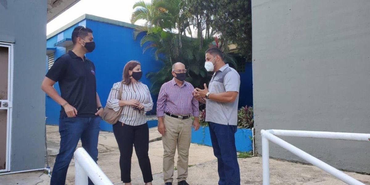 Buscan mover centro de visitantes del Observatorio de Arecibo a escuela en desuso