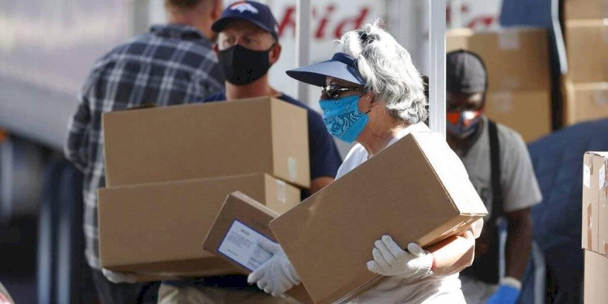 Disminuyen pedidos de ayuda por desempleo en Estados Unidos