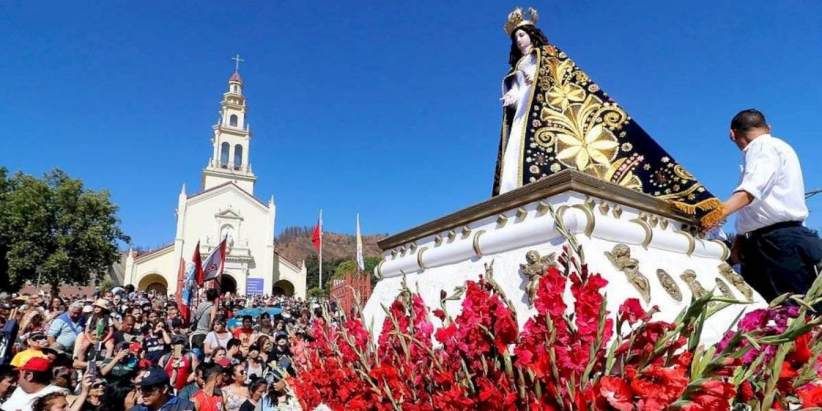 Gobierno anuncia suspensión definitiva de peregrinación a Lo Vásquez y el cierre de la ruta 68