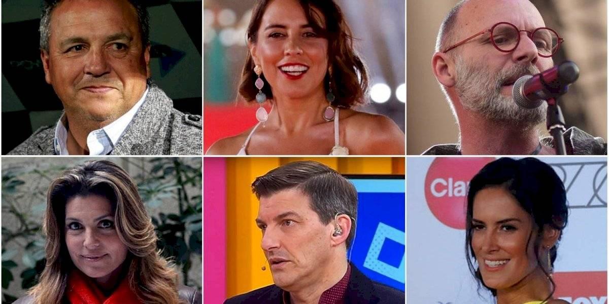 Famosos en la papeleta: los rostros de la TV, cultura y deporte que serán candidatos en 2021