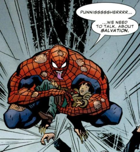 Spider-Man versiones alternas