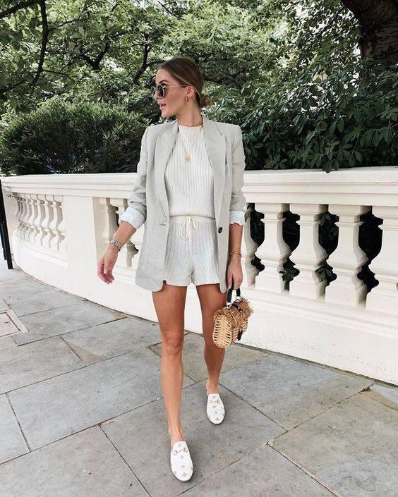 zapatos bajos verse elegante