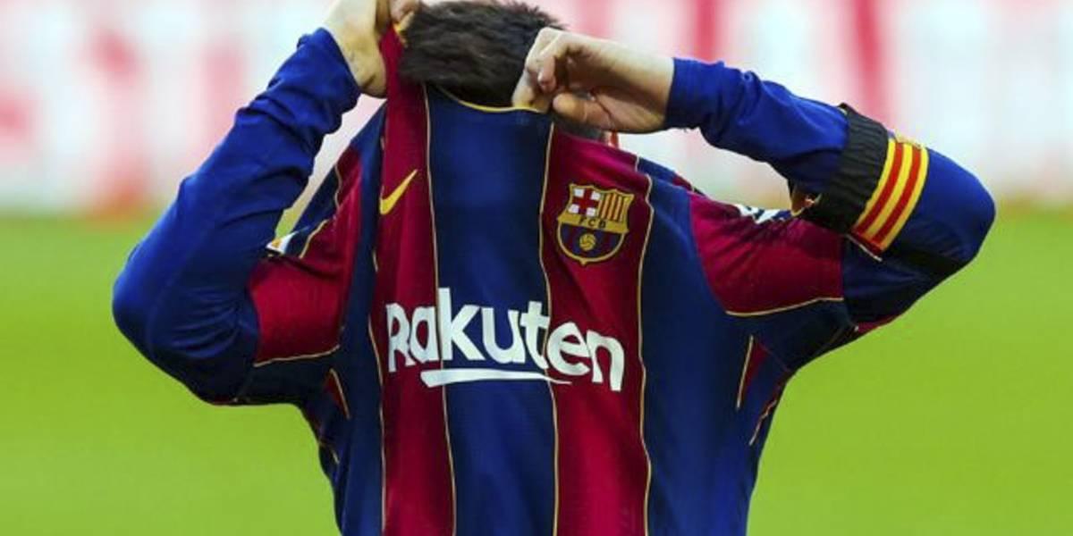 Barcelona en crisis: Los jugadores no cobrarán en enero y directivos se van vs. Messi