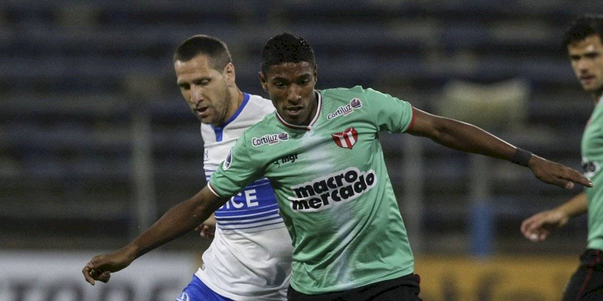La cuenta de ahorro de la UC le sirvió para clasificar en la Copa Sudamericana