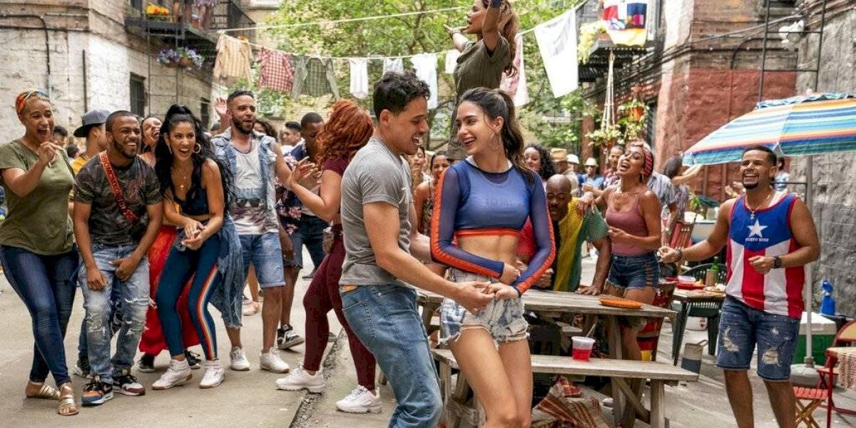 Director de In the Heights reacciona a críticas por falta de representación de latinos negros