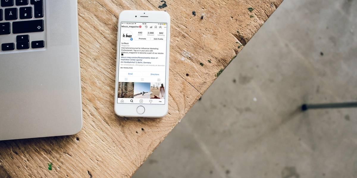 Instagram: ¿Cómo creo un grupo de conversación en los mensajes directos?