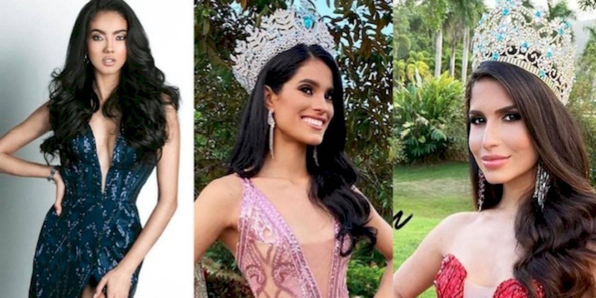 Nuevas reinas puertorriqueñas para Miss Grand International, Miss Supranational y Miss International