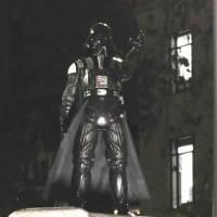 Instalan una estatua de Darth Vader en Bristol en homenaje a David Prowse