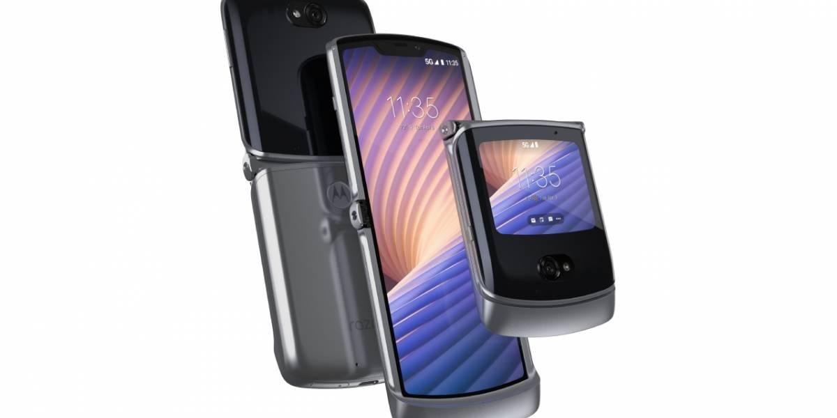 Motorola RAZR 5G: precio, disponibilidad y especificaciones en México