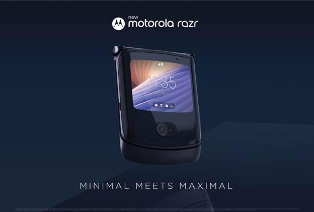 Motorola RAZR 5G México