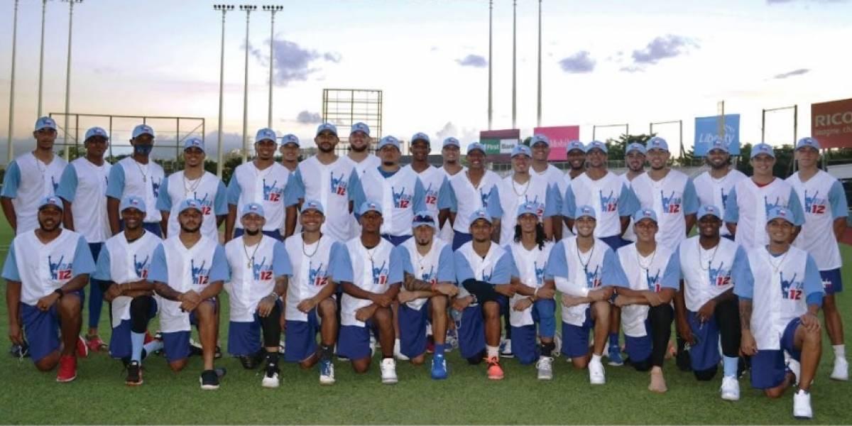 Roberto Alomar presenta su equipo Equipo Profesional de Desarrollo RA12