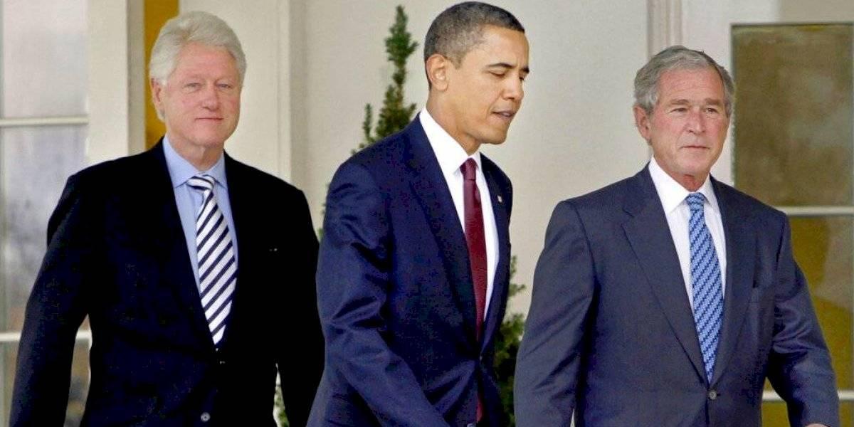 Expresidentes estadounidenses alientan a población a vacunarse contra el coronavirus
