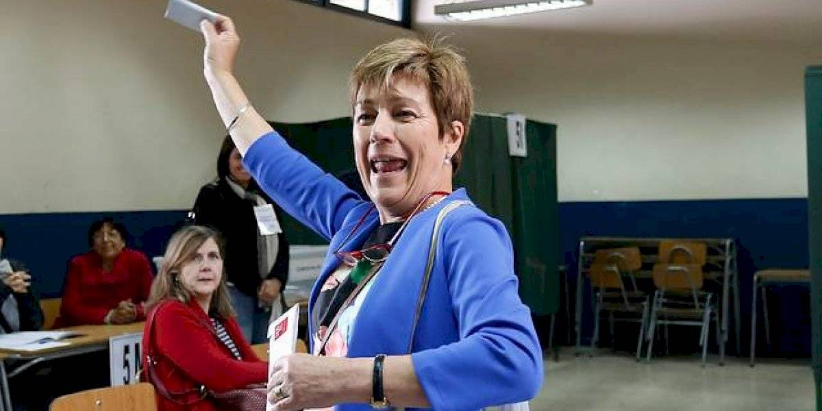 Josefa Errázuriz regresa a la carga en Providencia: será candidata a concejal