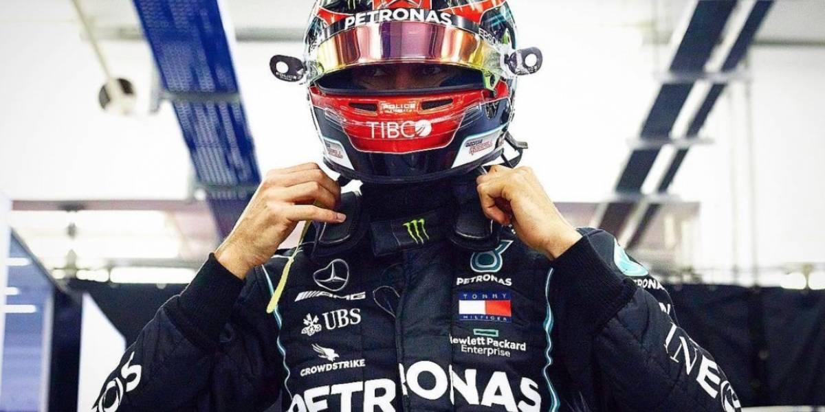 El piloto de F1 que usará tenis mas chicos para entrar en el monoplaza