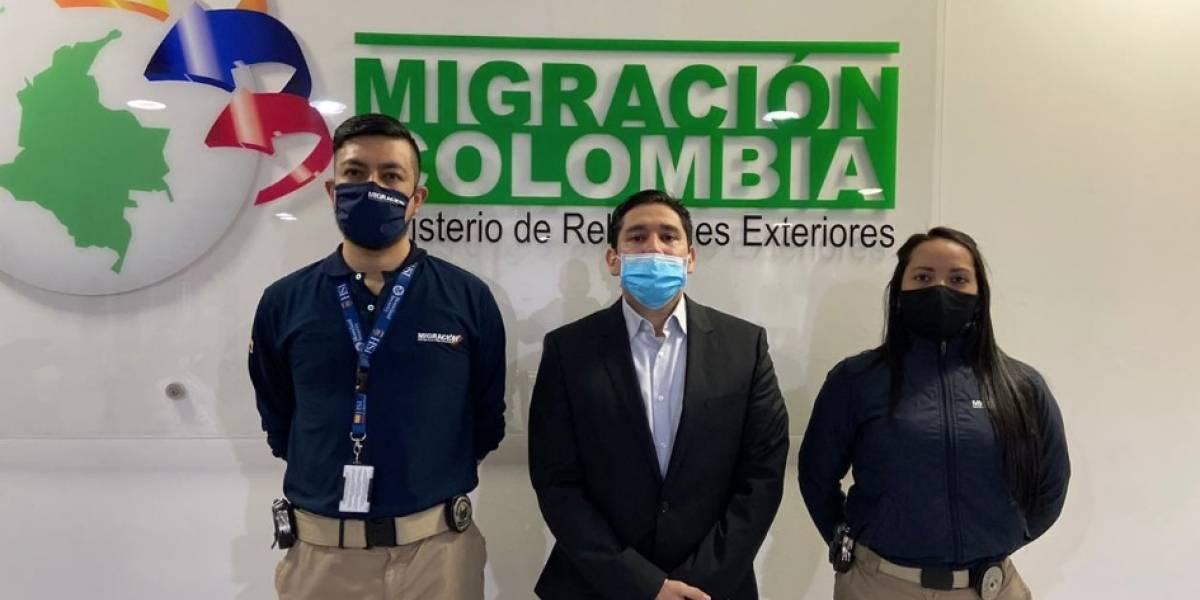 Así se ve el exfiscal anticorrupción corrupto tras ser deportado a Colombia