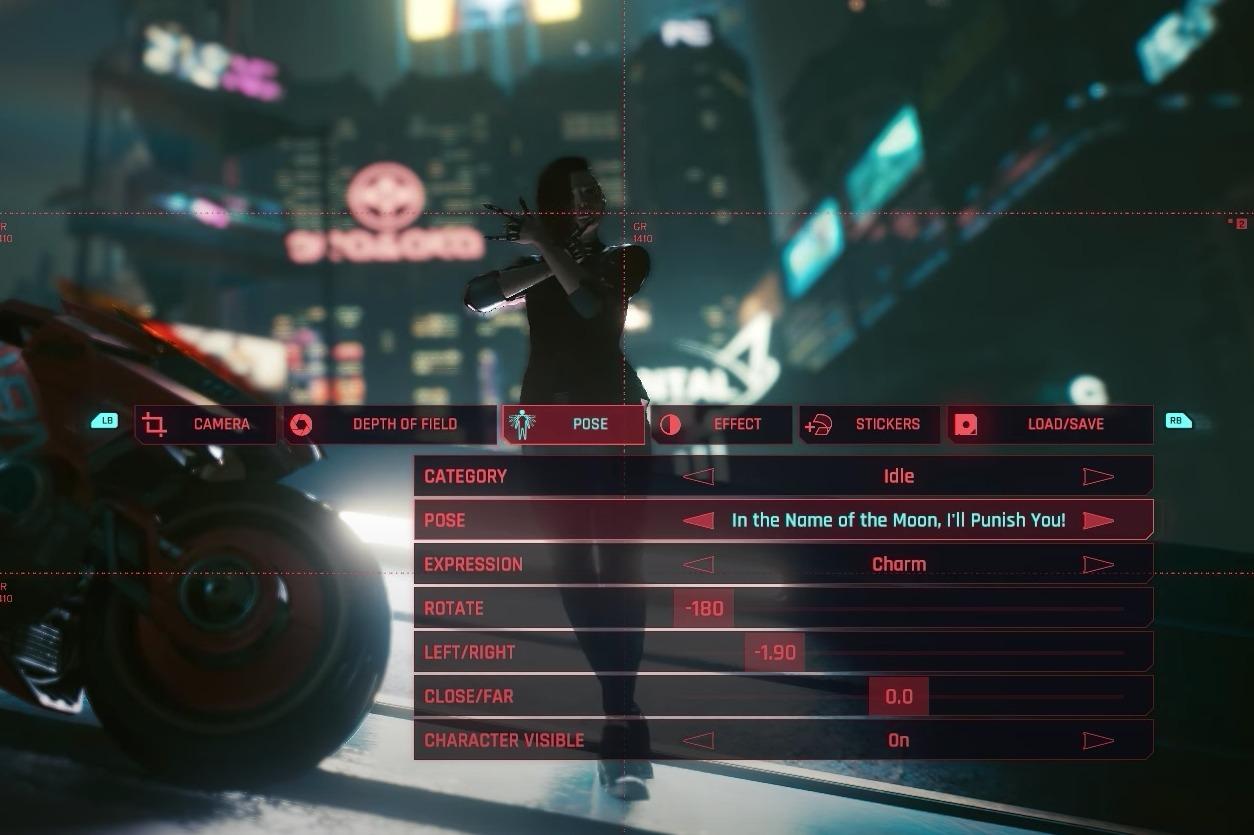 Cyberpunk 2077 JoJo