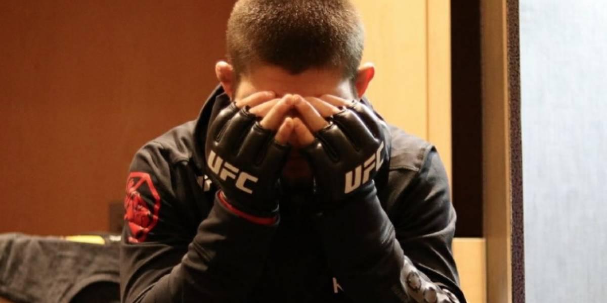 Expeleador de UFC necesita la bendición de su madre para regresar al hexágono