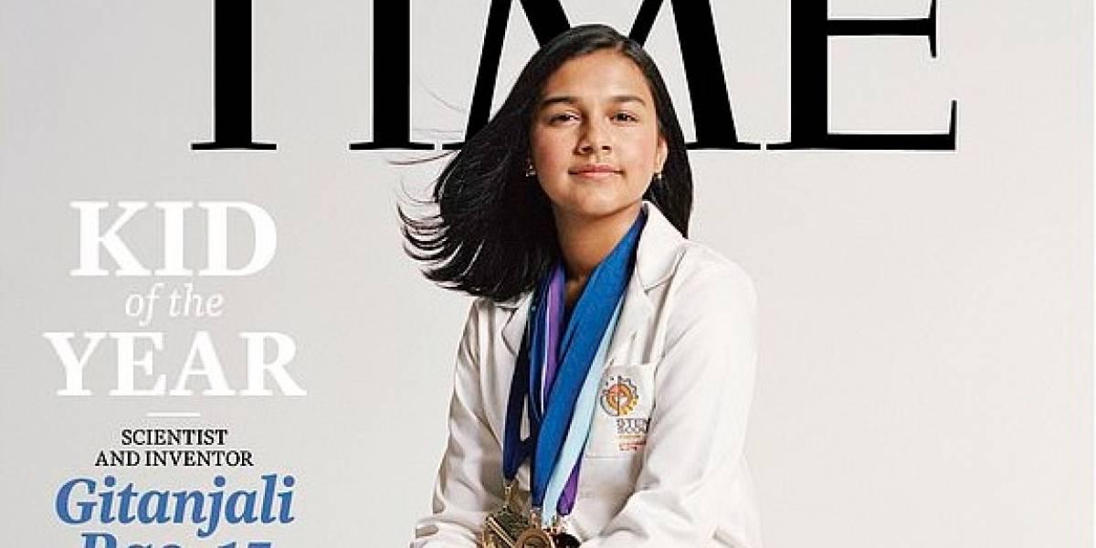 Time escoge a la Joven del Año por primera vez en su historia: es una científica
