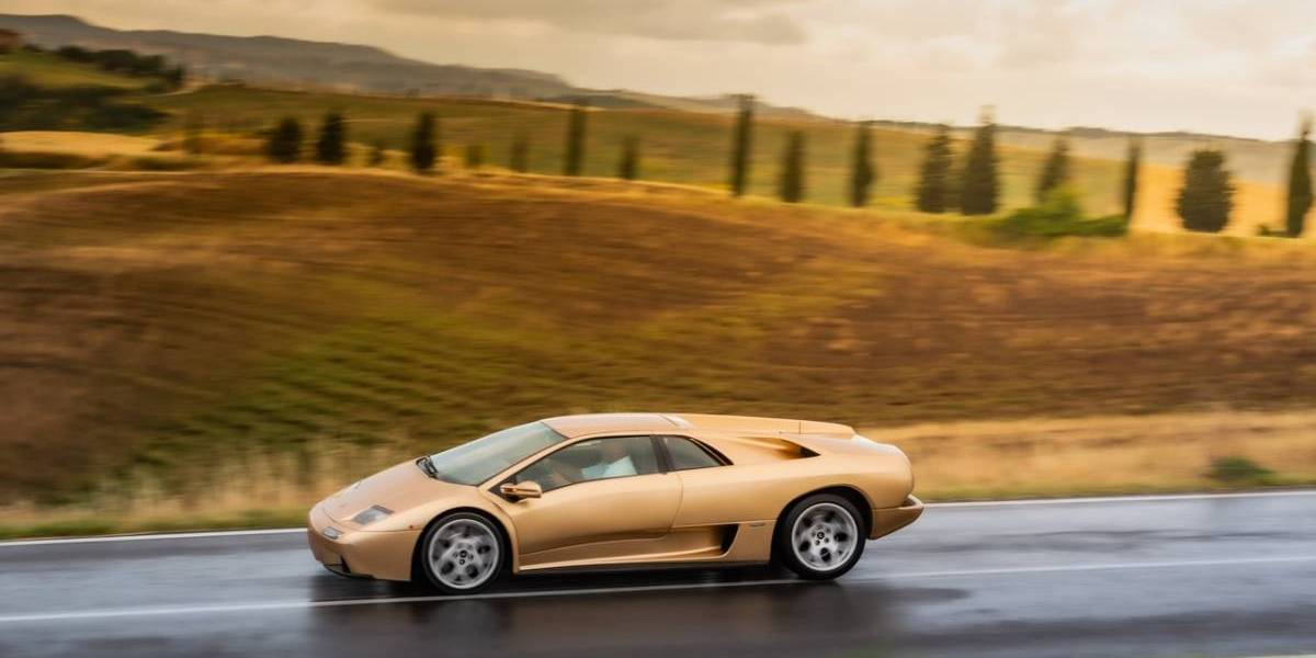 El Diablo cumple 30 años: conoce el auto más emblemático de Lamborghini