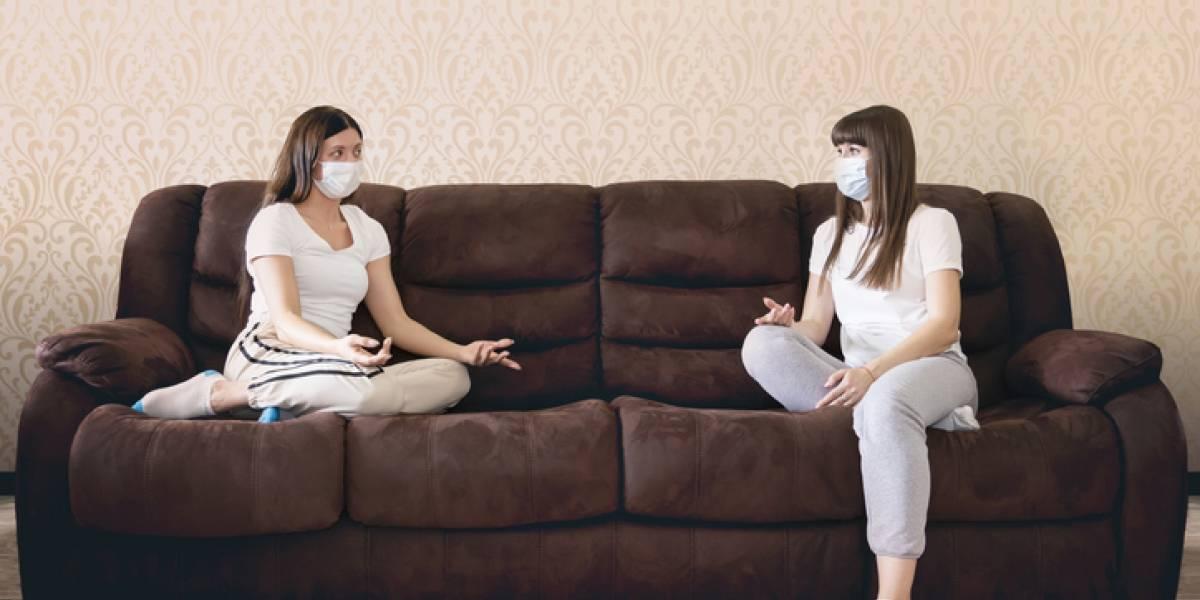 Nueva indicación de CDC: Use mascarilla en todo espacio interior menos en su casa