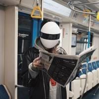 Conoce a Blanc: las mascaras que te protegen del coronavirus y al mismo tiempo tu identidad digital