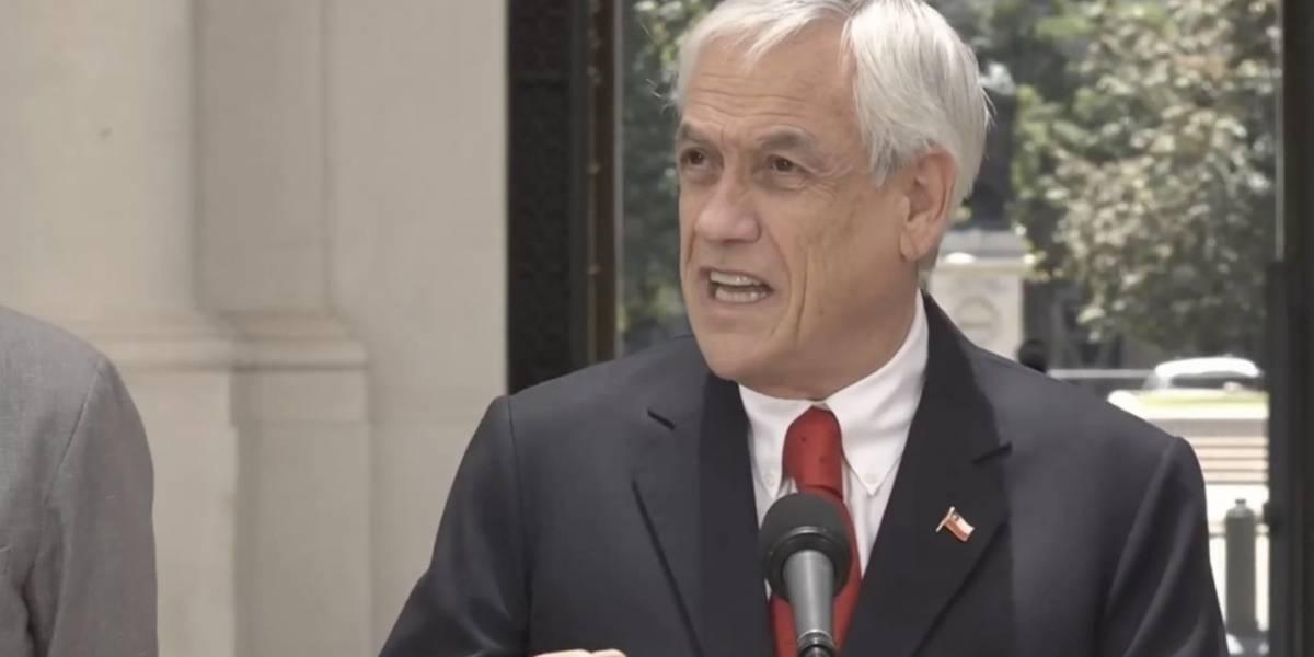 Presidente Piñera promulgó ley que permite el segundo retiro del 10% de fondos AFP