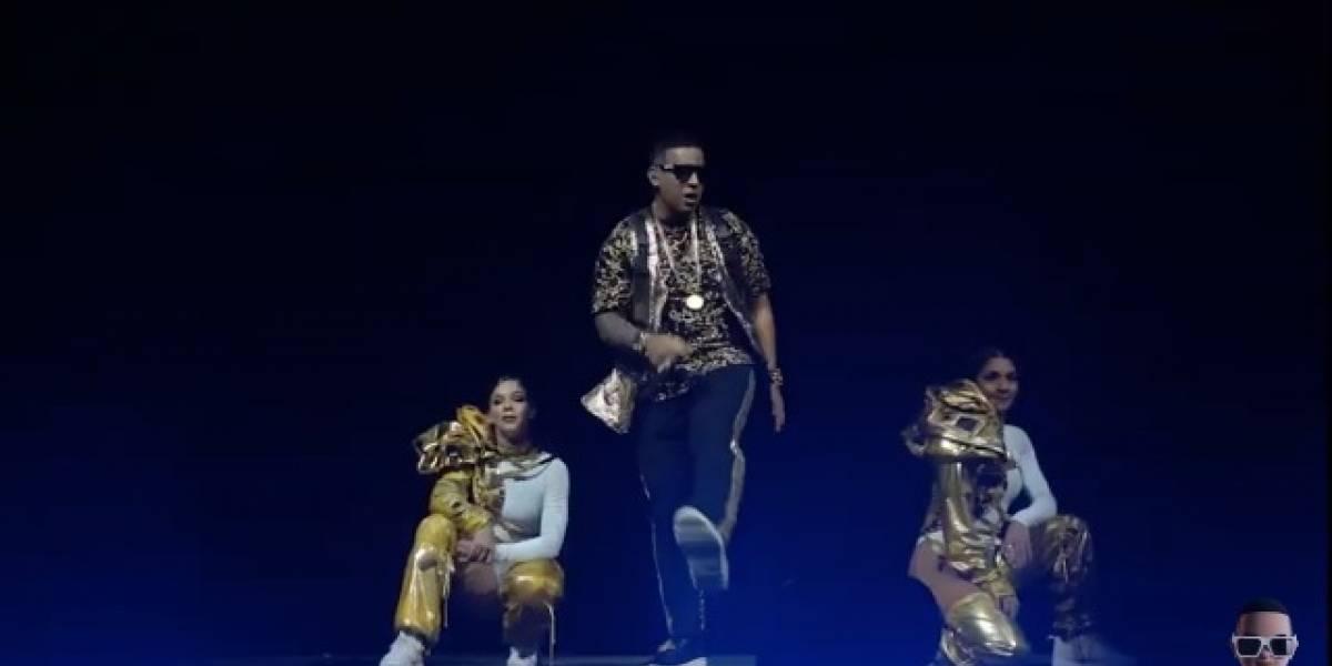 Daddy Yankee estrena histórico concierto '2K20' en YouTube con más de 450 mil espectadores