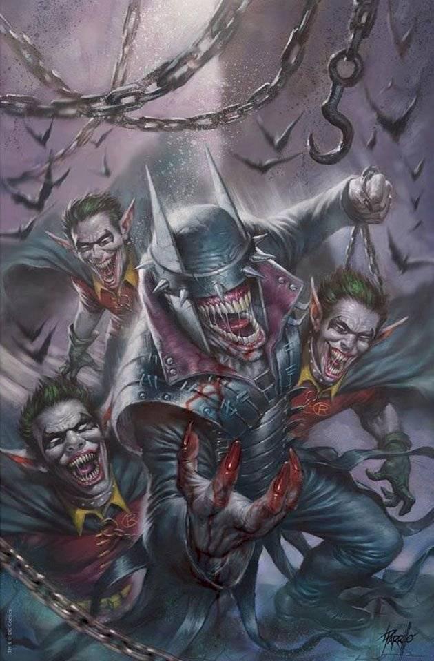 Batman versiones aterradoras