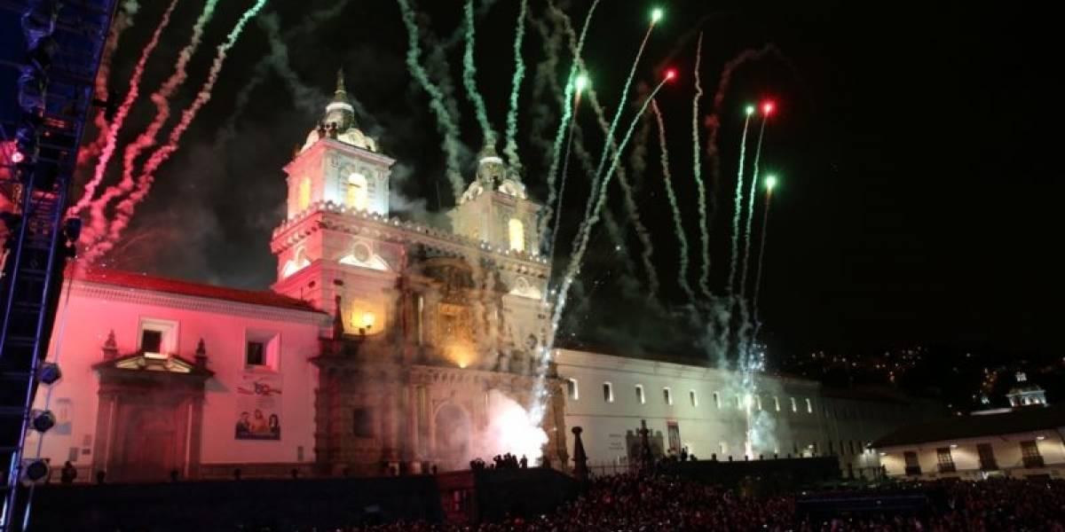 Agenda de Fiestas de Quito 5 de diciembre: Encuentro de Bandas y Serenata Quiteña