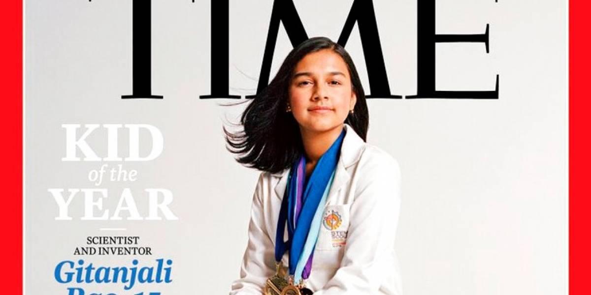 """Estudiante de Colorado es la primera """"Joven del Año"""" en Time"""