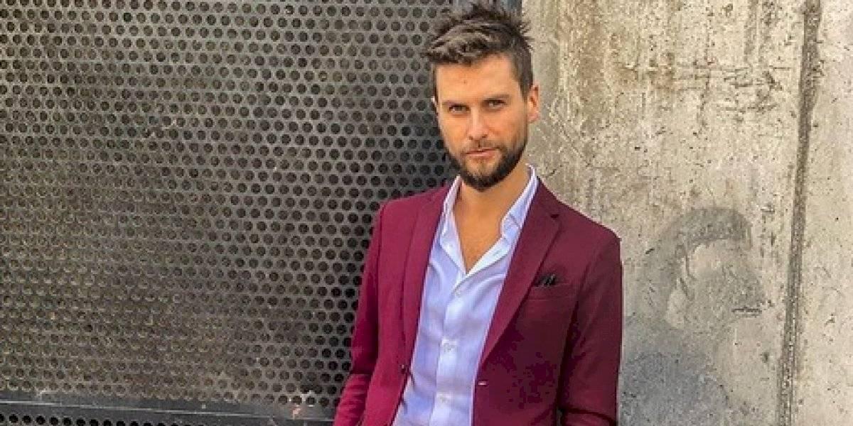 """Jean Philippe Cretton confirma que se queda en Chilevisión: """"Afírmense que voy con todo"""""""