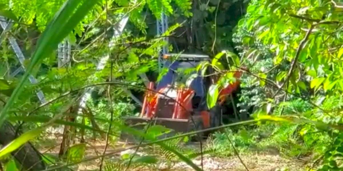Vecinos de Gollito Muñiz a Innovatel y sus antenas: