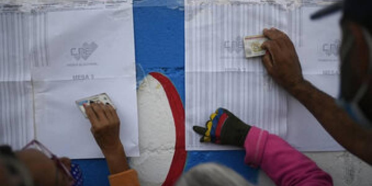 Ganador seguro: jornada de elecciones parlamentarias en Venezuela sin participación de la oposición
