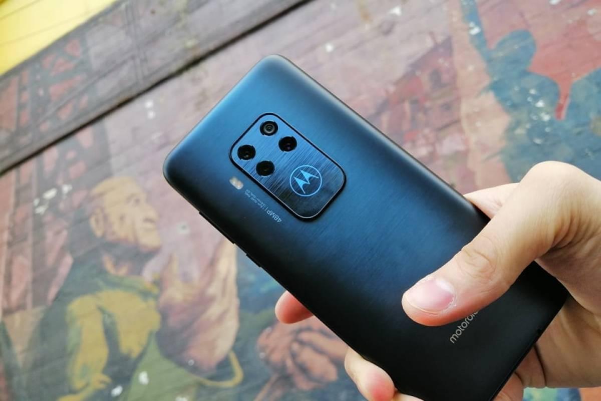 Motorola 3 o más cámaras