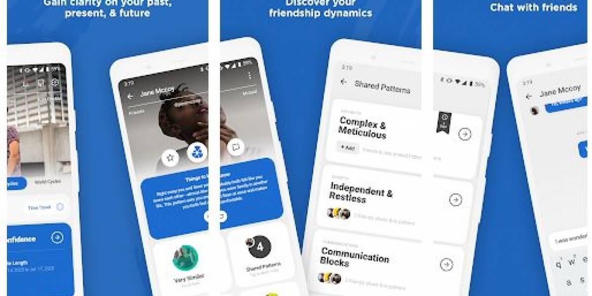 Esta aplicación te dará información precisa y profunda sobre tu personalidad