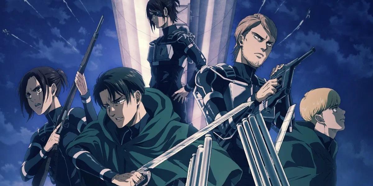 Crunchyroll colapsa por estreno de la temporada final de Attack on Titan (Shingeki no Kyojin)